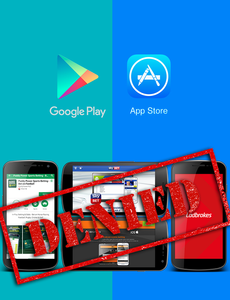 Apple and Google have revoked Deceptive iGaming apps